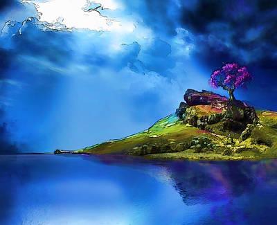 Digital Art - zen by Kamou Fleur