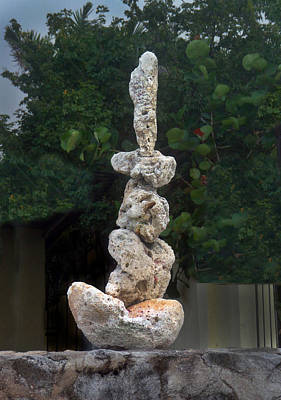 Sculpture - Zen Master by Ed Meredith