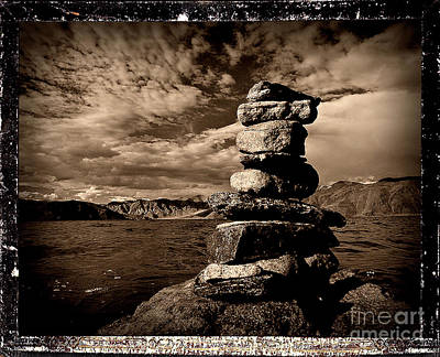 Photograph - Zen Master by Scott D Van Osdol