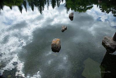 Photograph - Zen Moment by Tom Buchanan