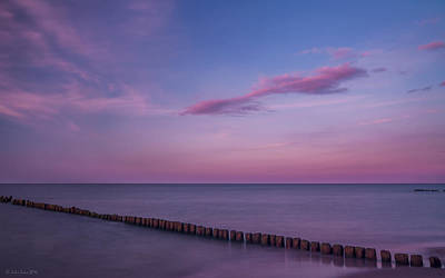 Photograph - Zen Mood Seascape by Julis Simo