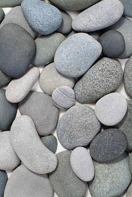 Photograph - Zen Stones II by Kathi Mirto