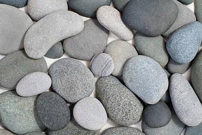 Photograph - Zen Stones by Kathi Mirto