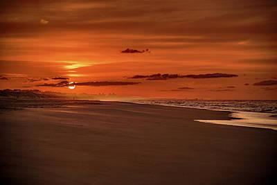 Photograph - Zen Sunrise by John Harding