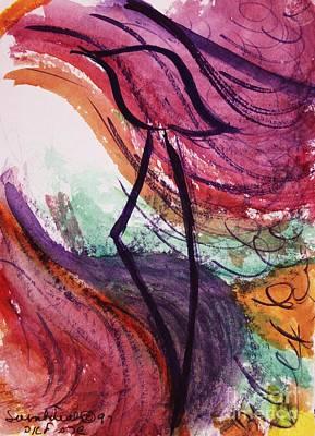Zephyr Zayin Art Print