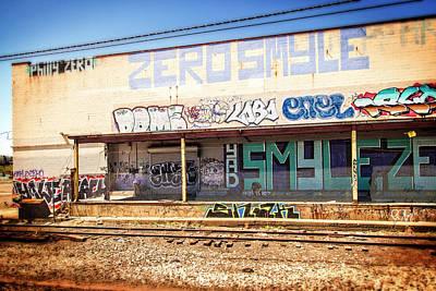 Photograph - Zerosmyle by Alan Raasch