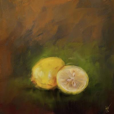 Painting - Zest by Jai Johnson