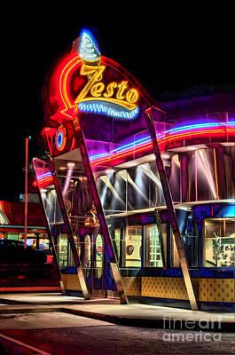 Corky Willis And Associates Atlanta Photograph - Zestos by Corky Willis Atlanta Photography