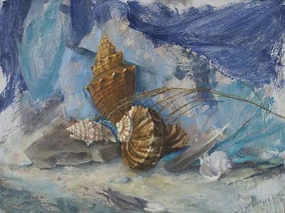 Ziggurat Art Print