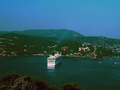 Photograph - Zihuatanejo  by Gary Wonning