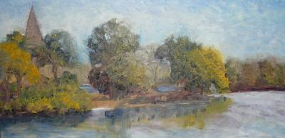 Painti Painting - Zion by Wendie Thompson
