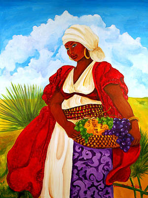 Zipporah Art Print by Diane Britton Dunham