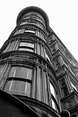 Photograph - Zoetrope Tower by Richard Hinds