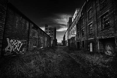 Photograph - Zombieland The Fort William Starch Company by Jakub Sisak