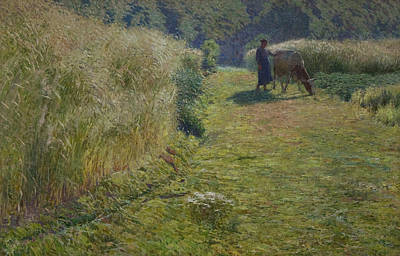 Painting - Zomer by Emile Claus