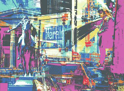 Zone Art Print by Shay Culligan
