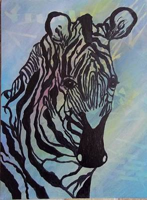 Painting - Zoo Favorite by Patricia Voelz