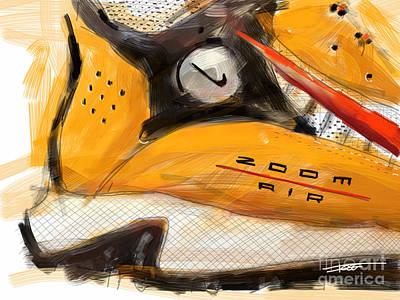 Air Terra Sertig Art Print