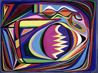 Painting - Zoubiri  by Robert SORENSEN