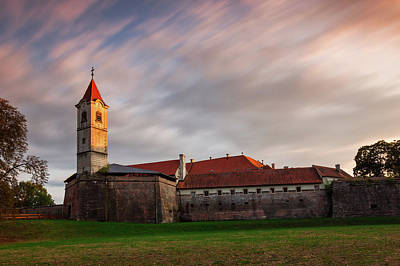 Photograph - Zrinskis' Castle by Davor Zerjav