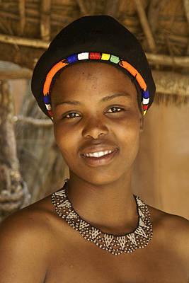 Photograph - Zulu Beauty by Michele Burgess