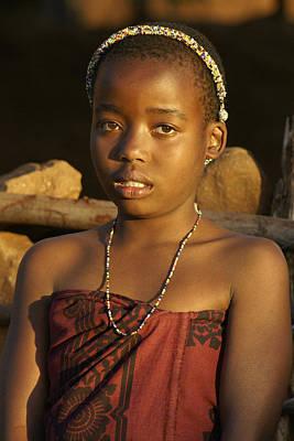Photograph - Zulu Princess by Michele Burgess