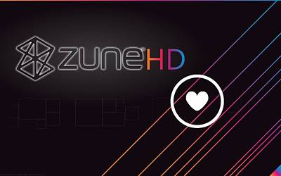 Graphic Digital Art - Zune by Super Lovely