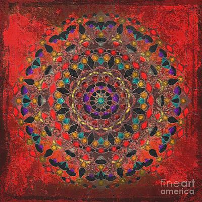 Zuni II 2015 Art Print