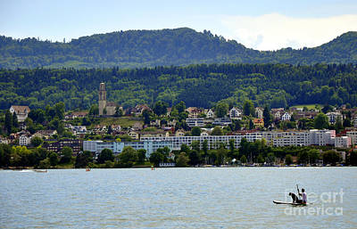 Photograph - Zurich 17 by Andrew Dinh