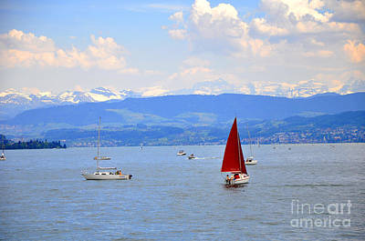 Photograph - Zurich 18 by Andrew Dinh