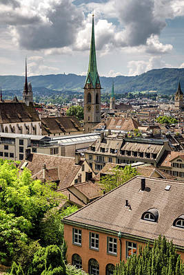 Photograph - Zurich by Pablo Lopez