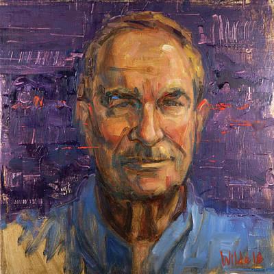 Painting - 058 John by Pamela Wilde
