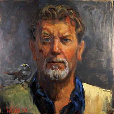 Painting - 064 Robert by Pamela Wilde