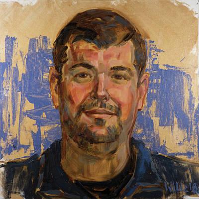 Painting - 083 Jason by Pamela Wilde