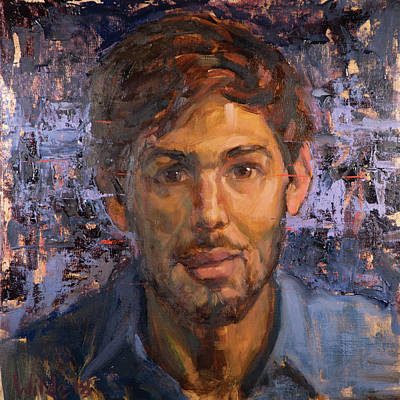 Painting - 093 Ben by Pamela Wilde