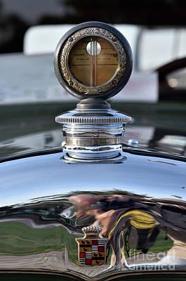 Photograph - 1926 Cadillac 314 Opera by George Atsametakis