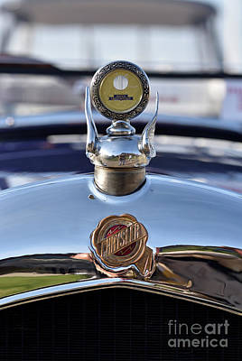 Photograph - 1927 Chrysler Double Phaethon by George Atsametakis