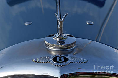 Photograph - 1948 Bentley Barchetta Sedanca De Ville II by George Atsametakis