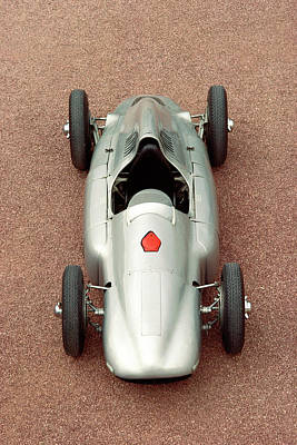 Photograph - 1948 Porsche Type 360 Cisitalia Grand by Car Culture