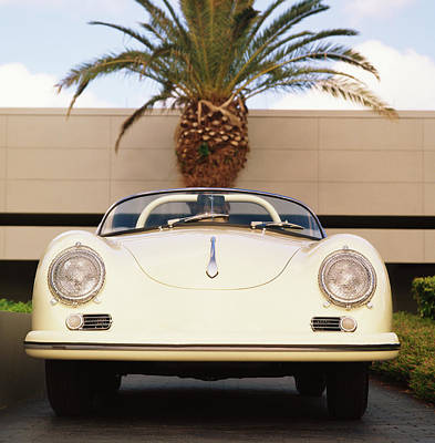 Photograph - 1958 Porsche 365a Carrera Gt Speedster by Car Culture