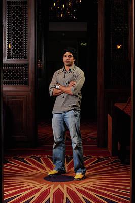 Photograph - 2011 Dubai International Film Festival by Andrew H. Walker
