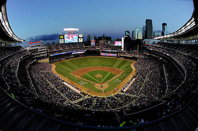 Photograph - 85th Mlb All Star Game by Hannah Foslien
