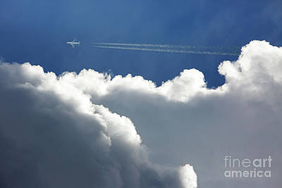 Photograph - Above The Clouds by Kevin McCarthy