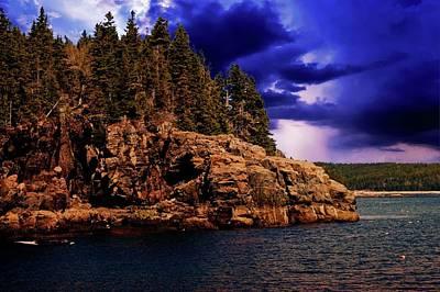 Photograph - Acadia Magic by Paul Mangold