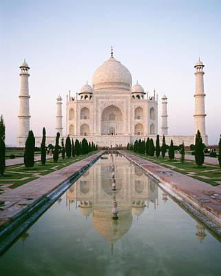 India Ink Wall Art - Photograph - Agra, Uttar Pradesh, India by Travel Ink