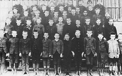 Photograph - Albert Einstein by Granger