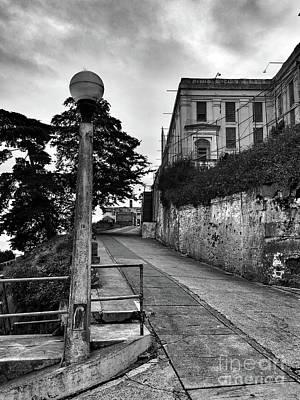Photograph - Alcatraz Ruins by Sheila Skogen