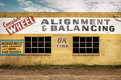 Photograph - Alignment And Balancing by Todd Klassy