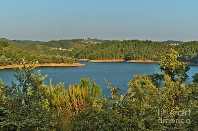 Photograph - Amendoa Lake View by Angelo DeVal