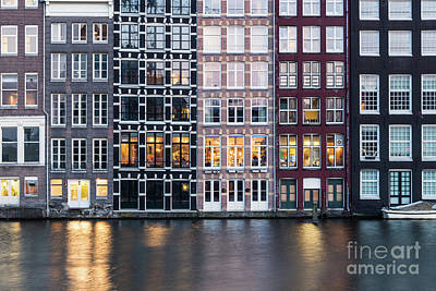 Photograph - Amsterdam by Didier Marti